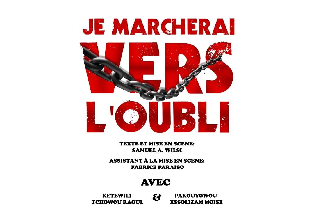 VERS L'OUBLI